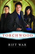 Torchwood Magazine Comic Strip Rift War GN  MINT