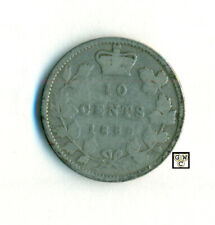 Canada 1888 - 10 Cents  Coin ; G 4