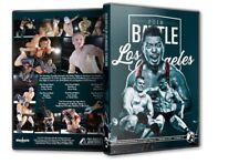 Pro Wrestling Guerrilla -Battle of Los Angeles 2018 Stage One DVD,BOLA  Night 1
