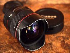 Canon EF 14mm f/2.8 II USM Lens - US - PLEASE READ
