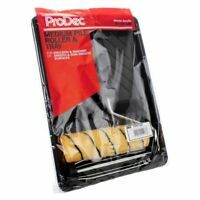 "Pro Prodec 9"" x 1.75"" Paint Roller Tray Handle Kit Ideal For Emulsion Masonry"