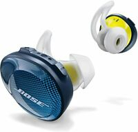 Bose SoundSport Free Midnight Blue wireless in-earbuds