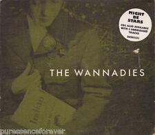 THE WANNADIES - Might Be Stars (UK 4 Tk CD Single Pt 1)
