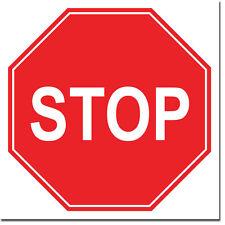 """StopSign 8"""" x  8"""""""