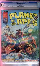Planet of the Apes #4 CGC NM/MT 9.8 Super Killer