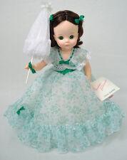 Madame Alexander Miss Scarlet B1988 Vinyl Doll