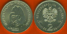 "Poland 2 zlote 2009 y#684 ""Musician Czeslaw Niemen"" UNC"