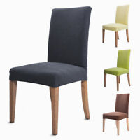Stretch Dining Chair Cover Removable Slipcover Washable Banquet Furniture Cover!