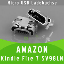 ✅ Amazon Kindle Fire 7 SV98LN Micro USB DC Buchse Ladebuchse Connector Port