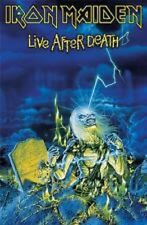 Iron Maiden Live after death textile Poster Flag