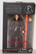 STAR WARS 2013 BLACK SERIES 6 Inch WAVE 4 ANAKIN SKYWALKER MIMP Sealed IN STOCK