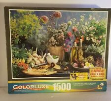 The Spices Of Life Jigsaw Puzzle 1000 Pieces
