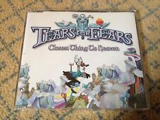 TEARS FOR FEARS CLOSEST THING TO HEAVEN CD SINGLE MINT UNPLAYED NEW