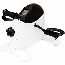 NEW! Arm/Leg Mini Cycle Pedal Exercise Resistance Bike Fitness Gym