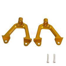Aluminum Front Support Tower L/F Yellow RC AXIAL SCX10 1:10 Car Parts SCX028