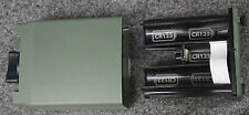 HARRIS MILITARY PRC-152 RADIO L123 BATTERY HOLDER RF-5911-PS002 12050-2005-01