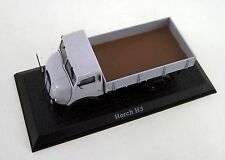 Horch H 3  DDR Fahrzeug Nutzfahrzeug grau Auto Modell 1:43 Modellauto