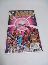 Mlb Comic Book Issue#1 Super Sluggers Comic Bonds, Piazza, Griffey Jr, Caminiti