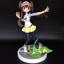 Anime Pokemon Kotobukiya Mei with Tsutarja Figure 1/8 PVC Statue Toy No Box