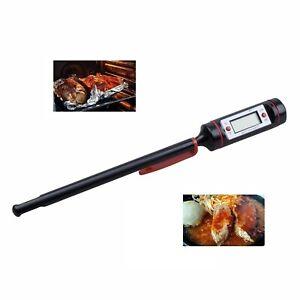 1x Digital-Küchenthermometer Lebensmittel Kochen BBQ Fleisch Steak