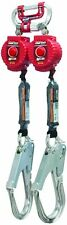 Miller Twin Turbo 6 Fall Protection System G2 Aluminum Hooks Mflc 12 Z76ft