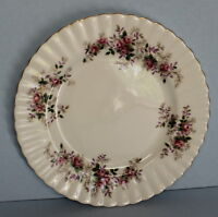 "Royal Albert Lavender Rose 8"" Bone China Luncheon Plate EUC"