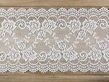 Tischläufer Spitze Vintage 15cm breit Hochzeit Tischband Dekostoff Rolle