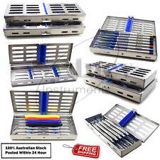 Sterilization Cassette Instruments Restorative Dental Filling Instruments Lab