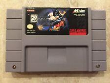 Batman Forever ( Super Nintendo , 1995 ) SNES game