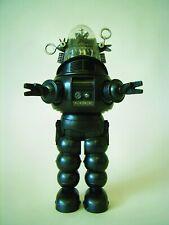 X-PLUS FORBIDDEN PLANET ROBBY THE ROBOT METALLIC GREY VERSION DIE-CAST FIGURE