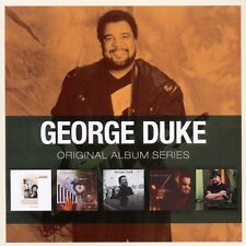 George Duke - Original Album Series