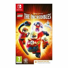 Lego The Incredibles (Code in Box) Nintendo Switch Game