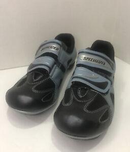 Specialized Cycling Shoes Women's Size US 9/ EU 40 Men's Size 7 Blue Black