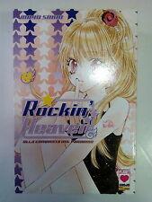 Rockin' Heaven n. 4 di Mayu Sakai - SCONTO 20% - ed. Planet Manga