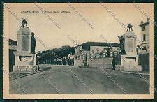 Treviso Conegliano cartolina QK4636