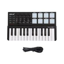 Worlde Panda mini Portable 25-Key USB Keyboard and Drum Pad MIDI Controller V2G7