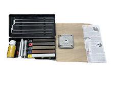 Lansky Deluxe 5 Stone Sharpening System