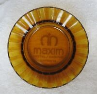 "1980's ""Maxim Hotel & Casino"" Former Playboy Club Ashtray Las Vegas Nevada MINT"