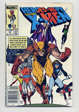 X-Men Heroes For Hope #1 Fine 1985  ~ Africa Famine Relief