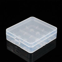 X 18650 Battery Case Battery  Box Holder For 18650 18350 Batteries Storage Box