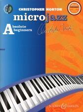 MICROJAZZ ABSOLUTE BEGINNERS Norton Level1 Pf +CD