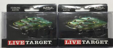 """Live Target 3"""" Yearling Alevin Baitball, Blue Chartreuse Shad (YRB75SK817)"""