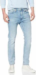 Genuine LEVIS 510 Skinny Fit Stretch Mens Jeans LEVI Light Blue