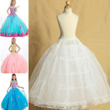Flower Girl dress Children Underskirt Kids Wedding Crinoline Petticoat PCT6