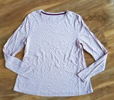 BODEN LADIES long Sleeve top UK size S BRAND NEW