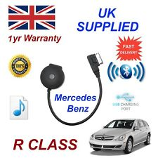 For Mercedes R Class Bluetooth Streaming & USB Charge & stick Cable MB-MMI-BT001