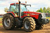 Case Magnum MX210 MX230 MX255 MX285 Tractors MX 180 220 240 270 Service Manual