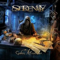 SERENITY - CODEX ATLANTICUS   CD NEU