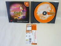 Dreamcast SIMPLE 2000 SERIES DC Vol.04 OKAERI with SPINE CARD * SEGA dc