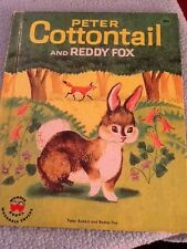 The Wonder Book Peter Cottontail and Reddy Fox